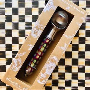 NWT MacKenzie-Childs ice cream scoop